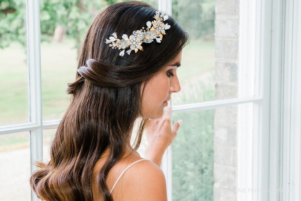 """ps with love bridal hairpieces"""