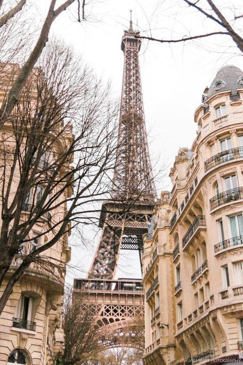 """""""dream portrait shoot in Paris"""""""
