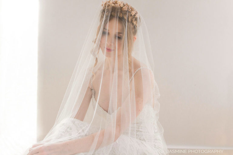 """luxury bridal editorial"""